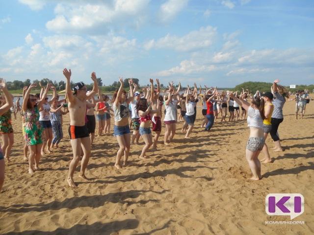 На выходных в Сыктывкаре пройдет фестиваль пляжных видов спорта