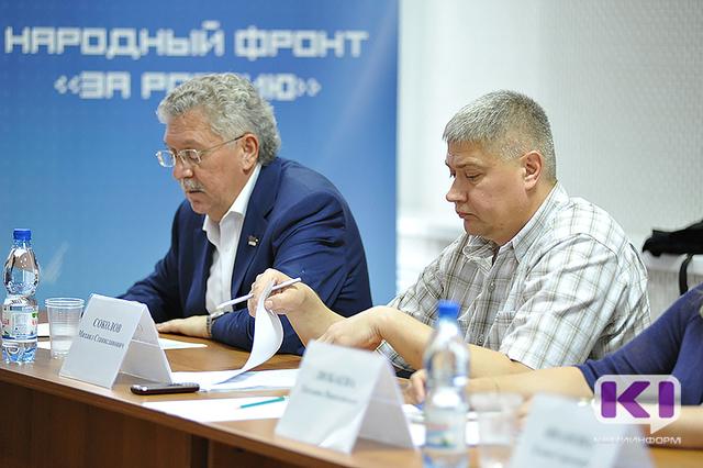 В ОНФ Коми обсудили болевые точки работы управляющих компаний