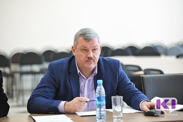 Врио главы Коми Сергей Гапликов прибыл в Усть-Кулом