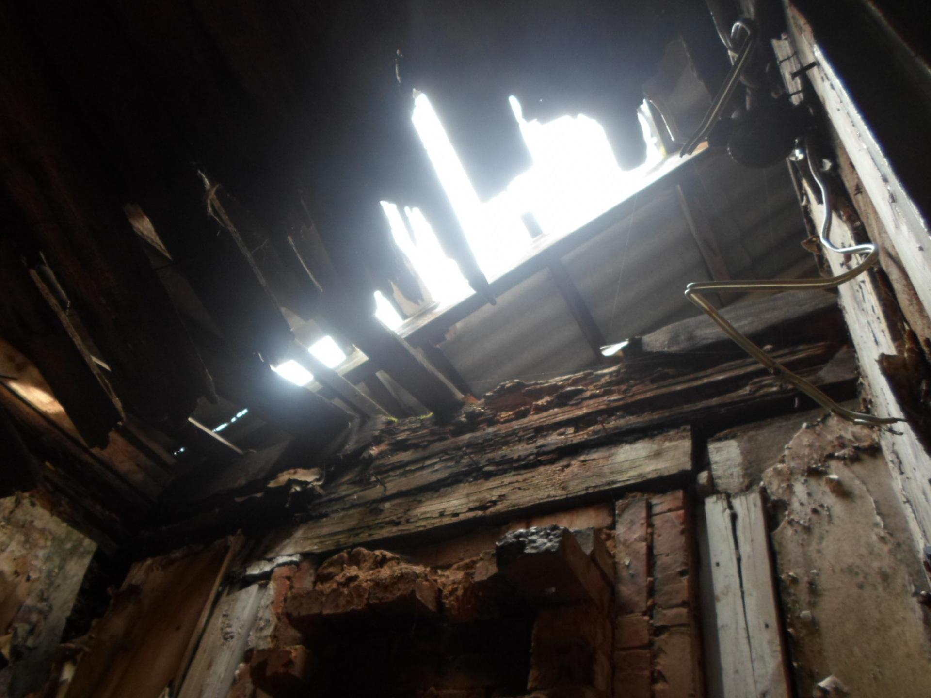 Жильцы двухэтажки в Важгорте Удорского района выживают в своей