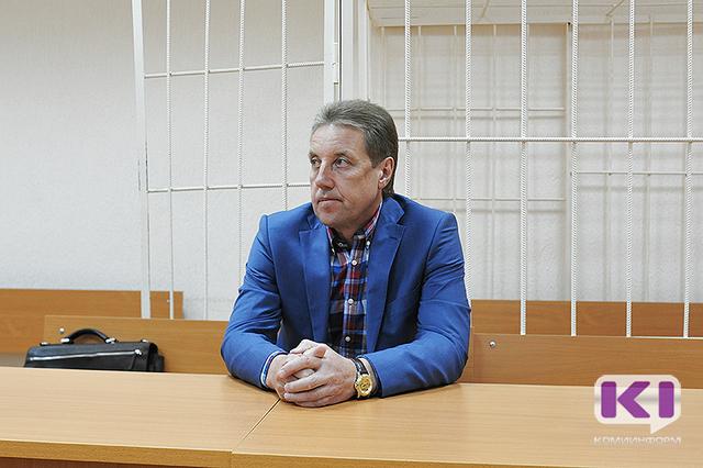 Верховный суд Коми ужесточил наказание бывшему мэру Сыктывкара