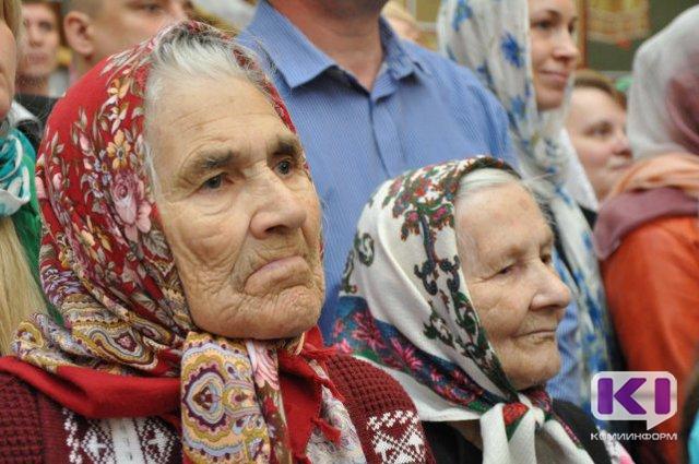 В Коми традиционно отметили День православной бабушки
