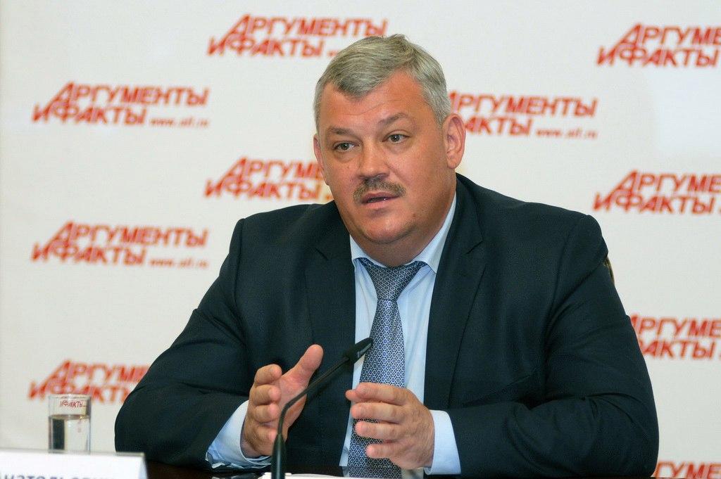 Сергей Гапликов: