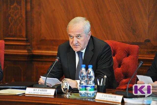 Владимир Булавин отправлен в отставку