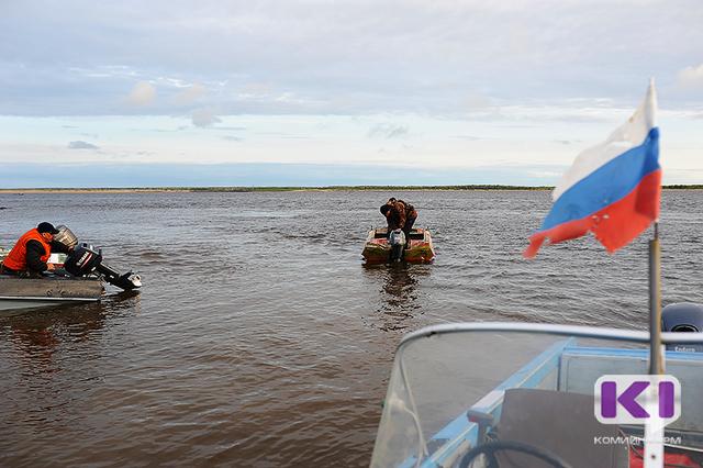 В Прилузье спасатели почти два часа вели поиски псевдоутопленника