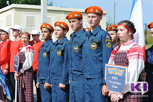 В Республике Коми завершился V всероссийский полевой лагерь