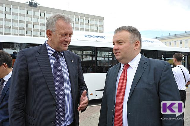 Партия из 40 автобусов НефАЗ на газомоторном топливе для Сыктывкара была изготовлена за один месяц