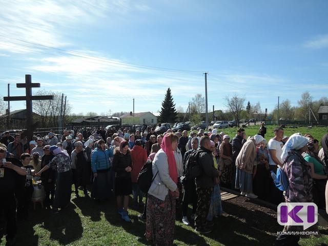 Православные Усть-Куломского района пройдут крестным ходом до Ульяновского монастыря