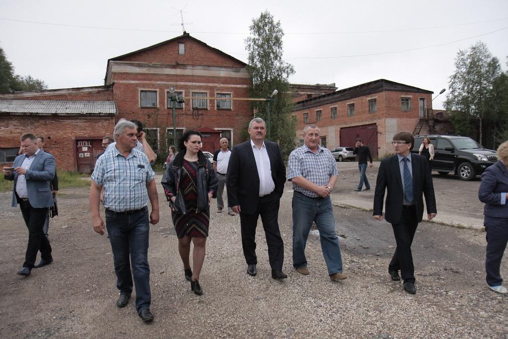 Сергей Гапликов призвал печорцев  строить грандиозные планы и верить в них