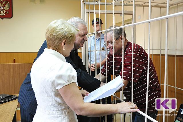 Экс-главе республиканского УФСИНа Александру Протопопову продлен срок ареста до 11 сентября