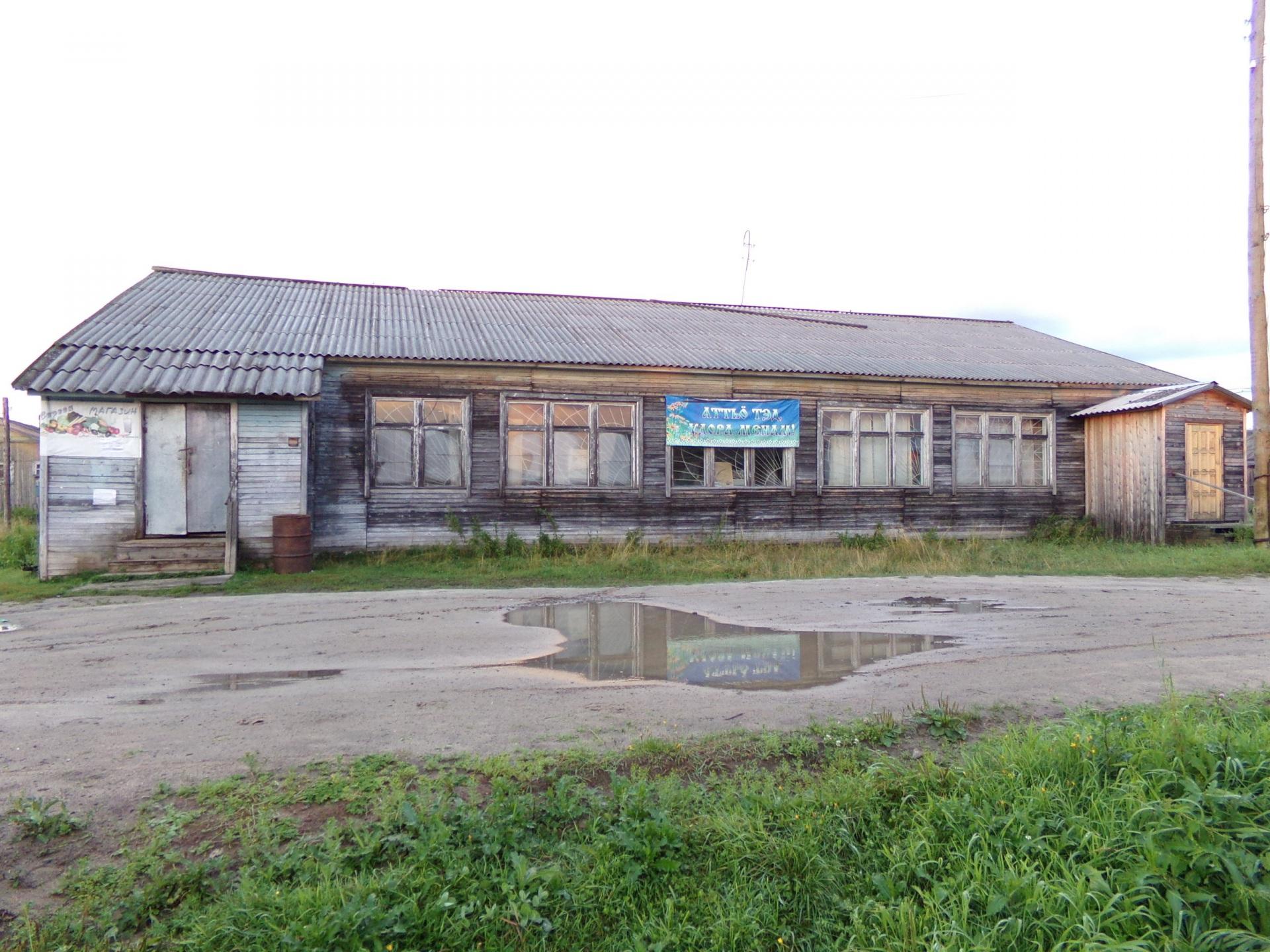 В Удорском районе единственный магазин на две глубинки продали на дрова