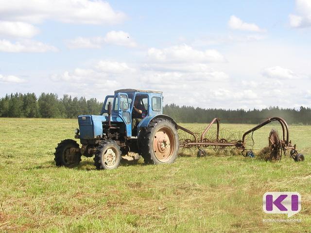 Авантюрист из Сысольского района угнал фермерский трактор
