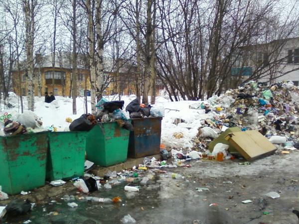 Мэрия Печоры научит управляющие компании убирать мусор