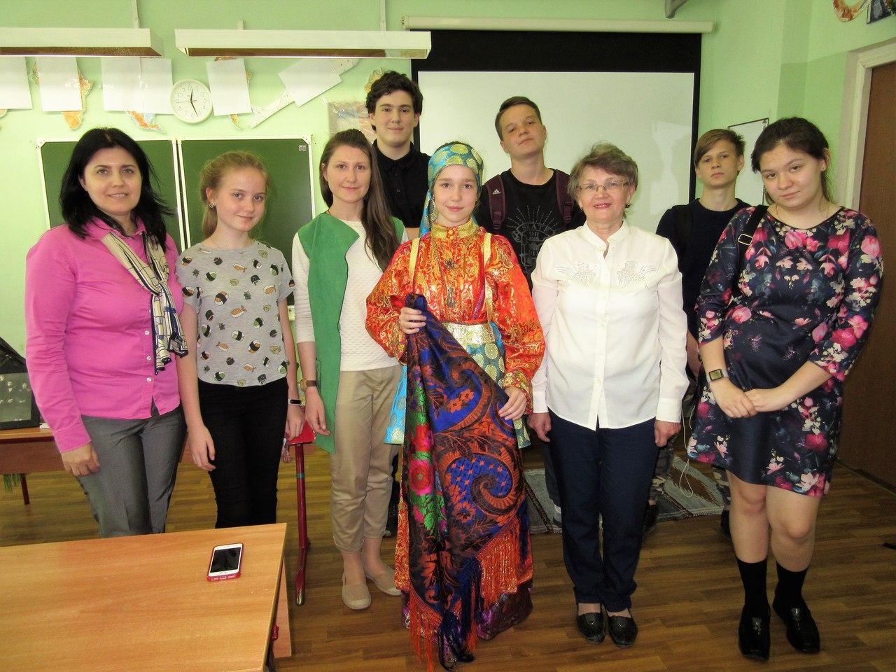 Московские школьники познакомились с традициями и культурой села Усть-Цильма