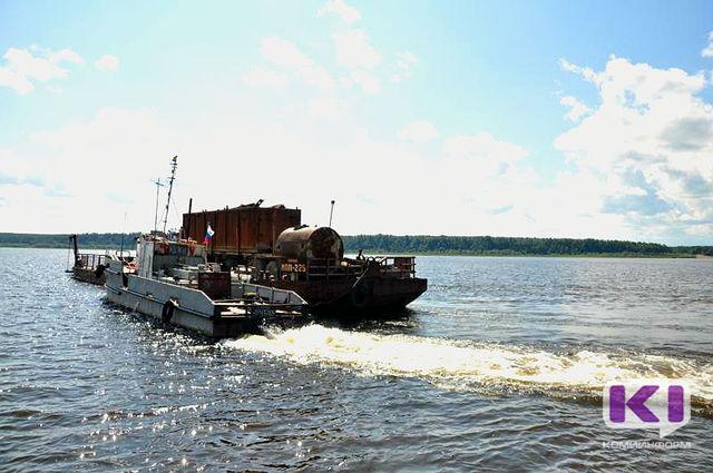 Капитан из Сыктывкара ответит за незаконную перевозку пассажиров через Сысолу