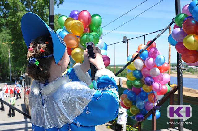 Праздничная программа в День защиты детей развернется в Кировском парке Сыктывкара