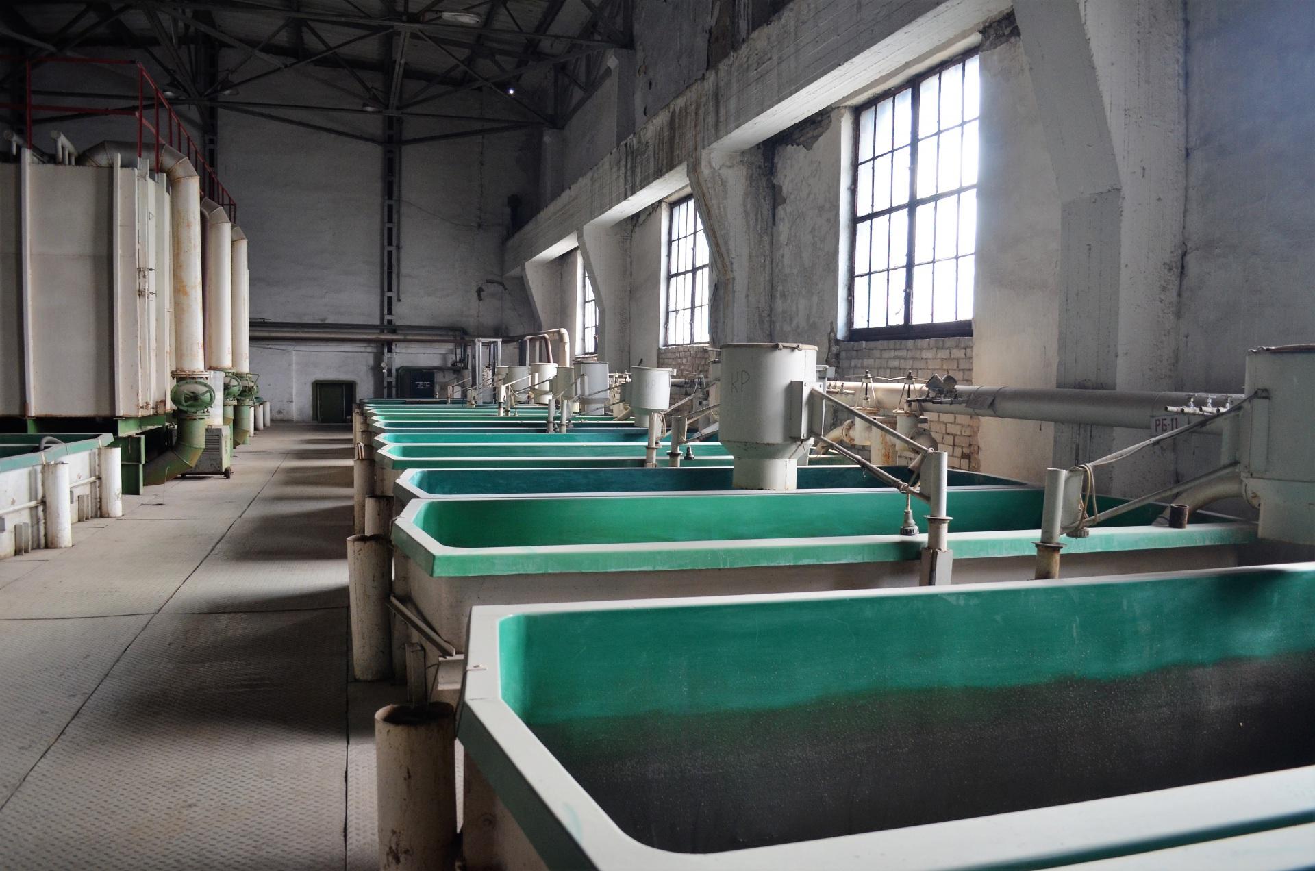 В Сосногорске запущен первый этап возрождения рыбопитомника круглогодичного цикла