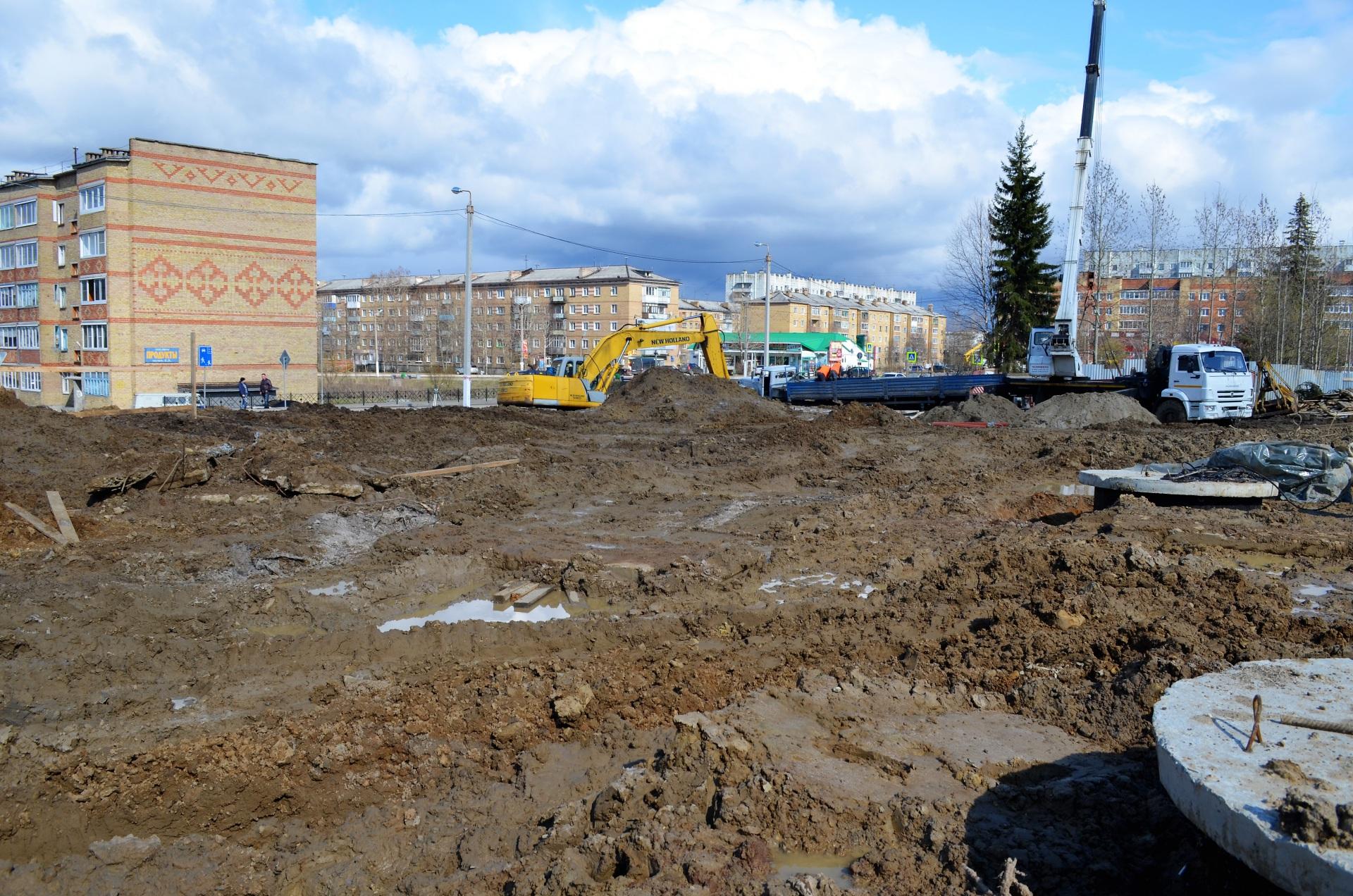 Новый бассейн в Сосногорске заработает в декабре этого года