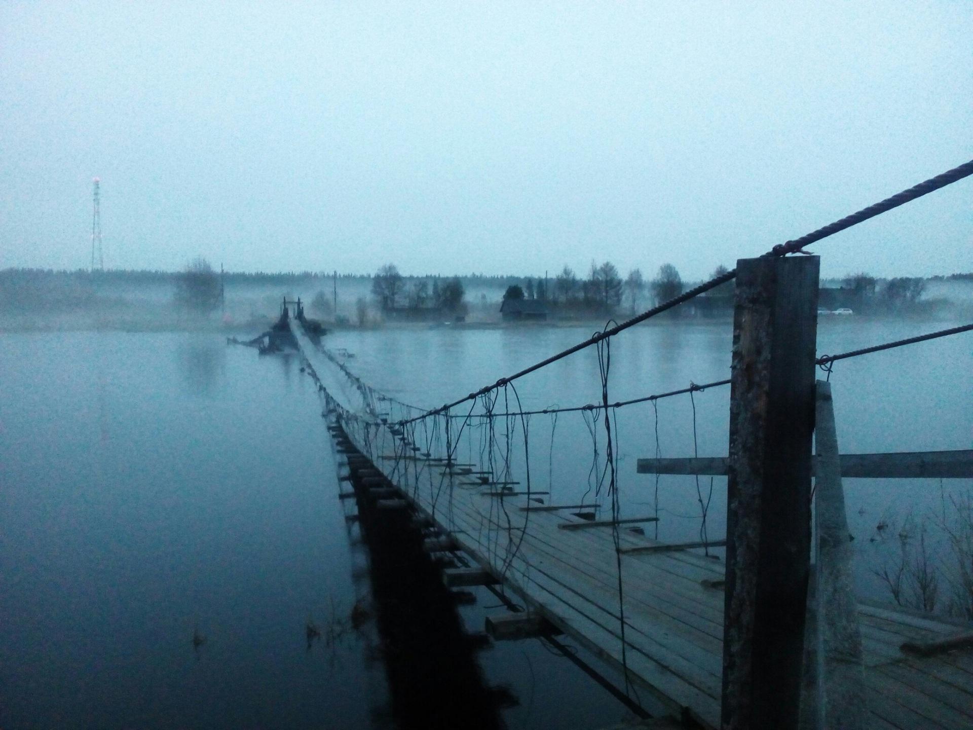 Уровень воды в Усть-Цилемском районе в ближайшие сутки достигнет неблагоприятной отметки
