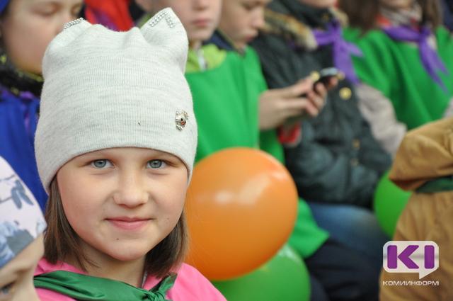В детских лагерях Коми начались первые смены летней оздоровительной кампании