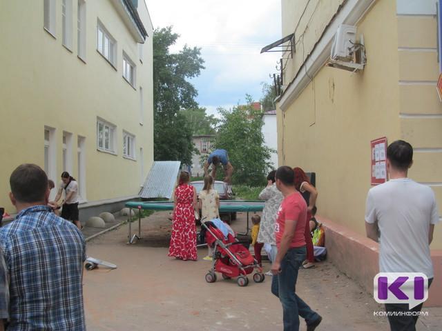 В столице Коми дружные соседи улицы Советской посоревнуются домами