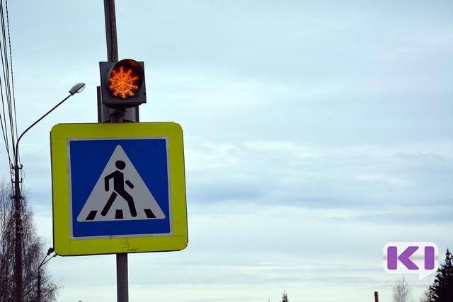 Россияне назвали основные недостатки в содержании пешеходных переходов