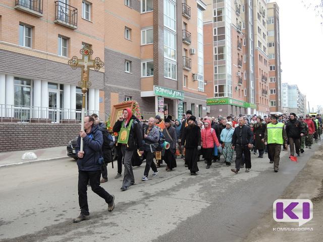 В День России по Сыктывкару пройдет крестный ход