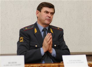 Министр внутренних дел по Коми Владимир Еремченко считает тему своей отставки неинтересной