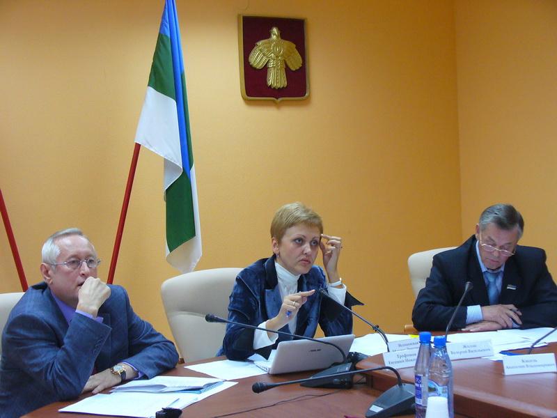 Жители Коми поучаствовали в обсуждении федерального законопроекта
