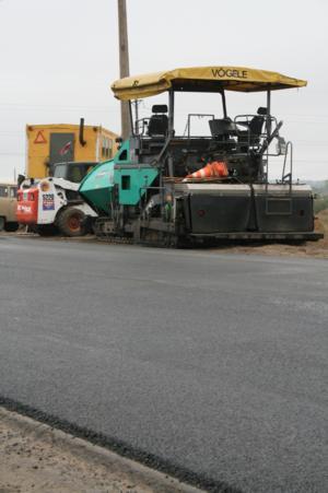 Дорожники Коми завершают ремонтные работы на участке дороги Сыктывкар – Троицко –Печорск