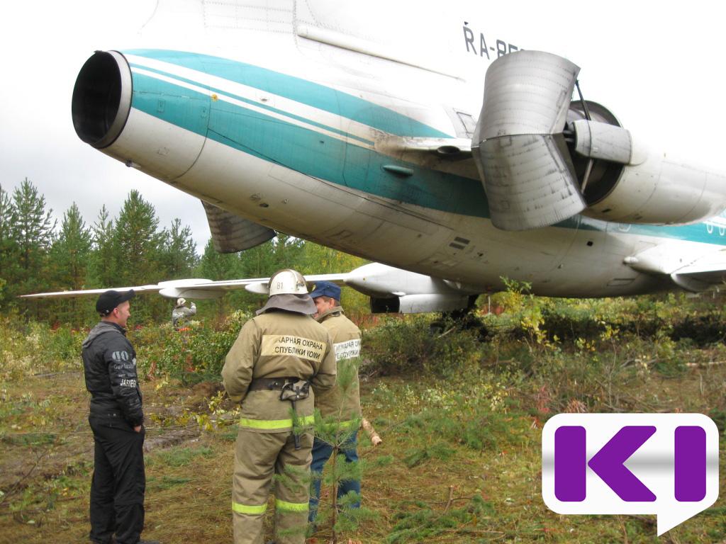 Срок проведения доследственной проверки по факту инцидента с Ту-154М в Коми продлен