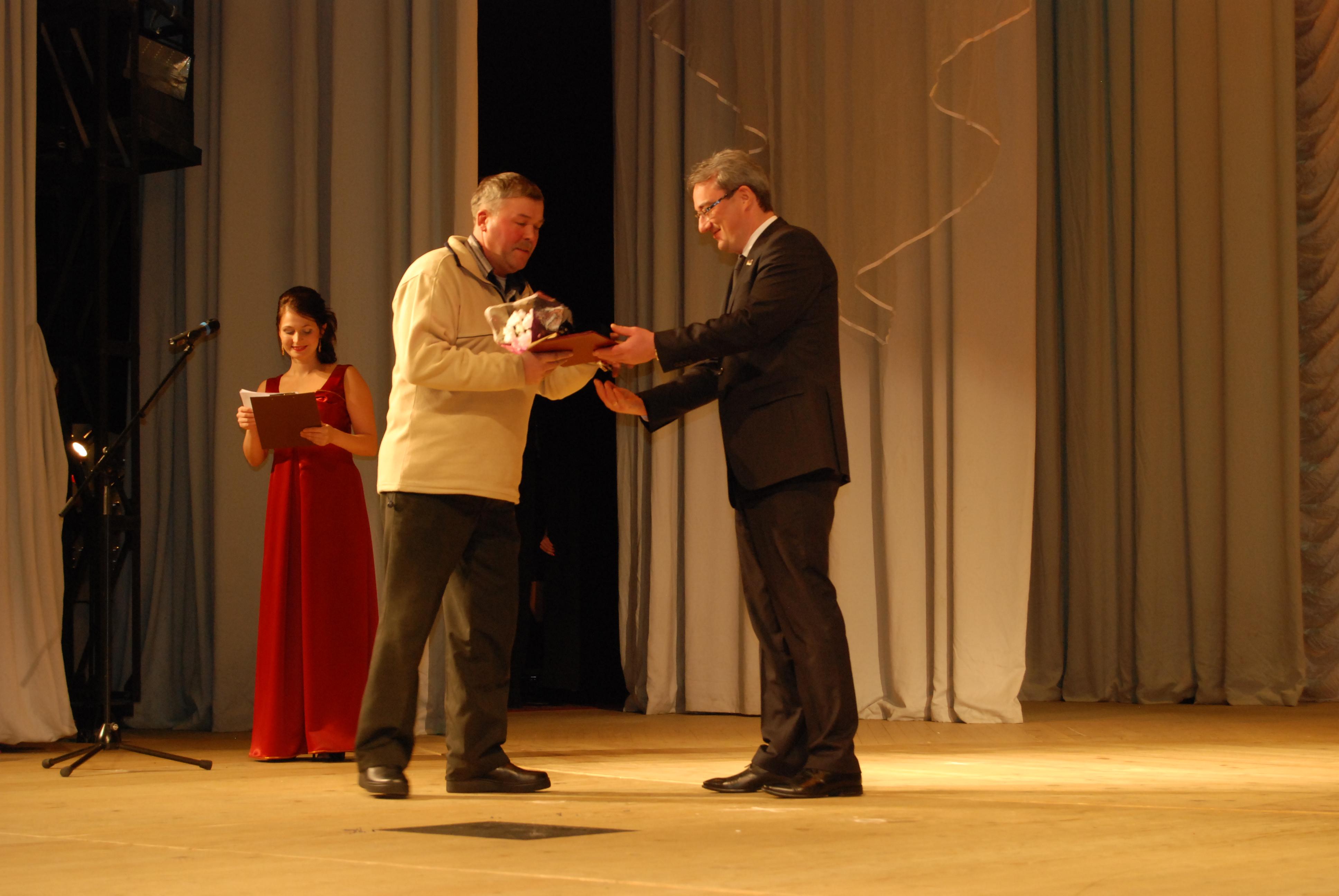 Глава Коми Вячеслав Гайзер поздравил коллектив Комиэнерго с профессиональным праздником