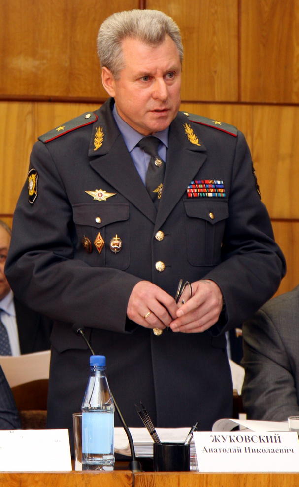 За нарушения буду карать очень жестко - новый глава МВД по Коми