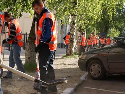 В первой декаде июля начнутся работы по ремонту дворовых территорий Сыктывкара