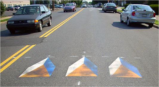 На дорогах Сыктывкара могут появиться 3D