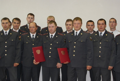 В Коми выбрали лучшего участкового уполномоченного полиции