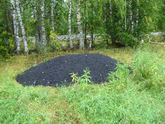 На землях сельхозназначения в Усть-Вымском районе обнаружено 20,83 тонны строительных отходов