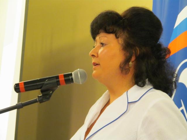 В гонке за место в парламенте Коми победила Светлана Литвина