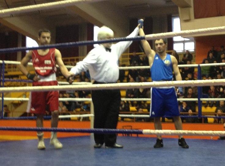 Ухтинский боксер Никита Томилов стал победителем международного турнира в Латвии