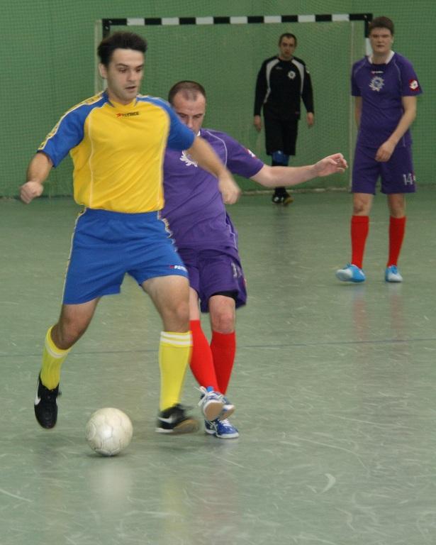 В Комиэнерго стартовал турнир по мини-футболу