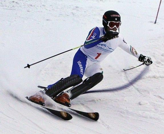 Ухтинский горнолыжник выступит на международном турнире в Финляндии