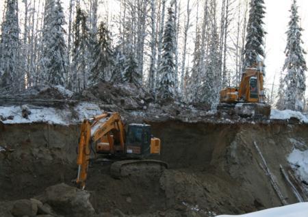 Два участка автомобильной дороги Айкино - Кослан будут сданы к концу 2013 года