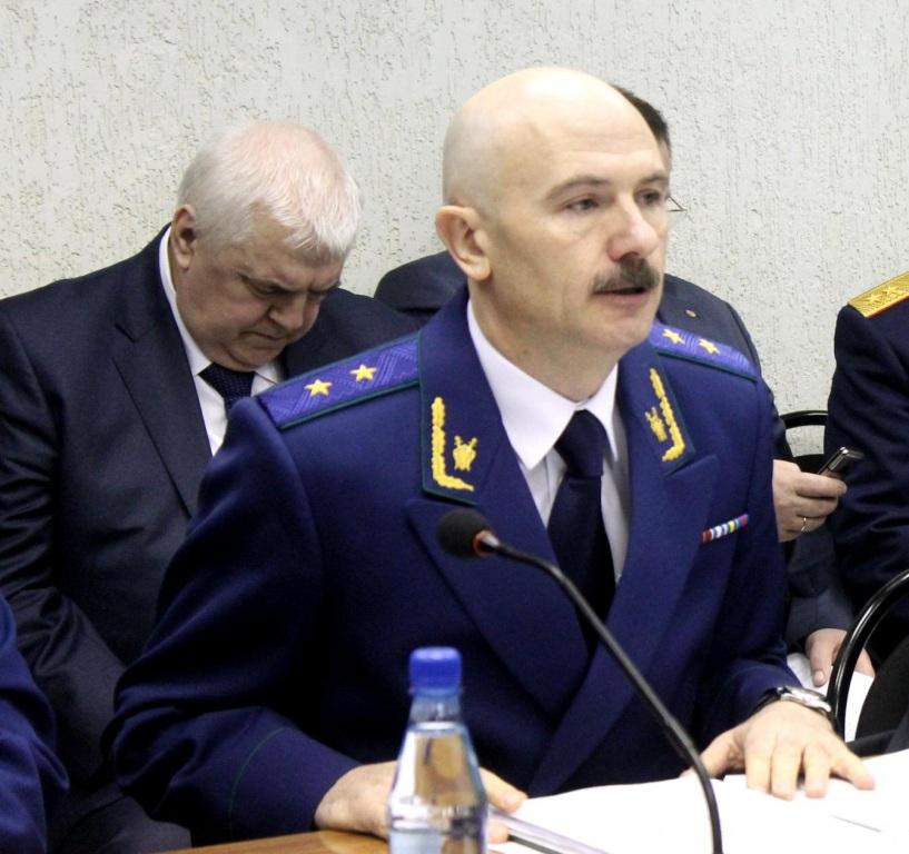 Сергей Бажутов призвал прокуроров Коми активизировать прокурорский надзор  за исполнением природоохранного законодательства