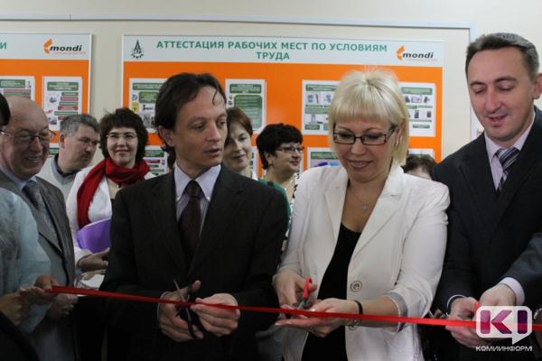 В Сыктывкарском лесном институте открывается лаборатория аттестации рабочих ...