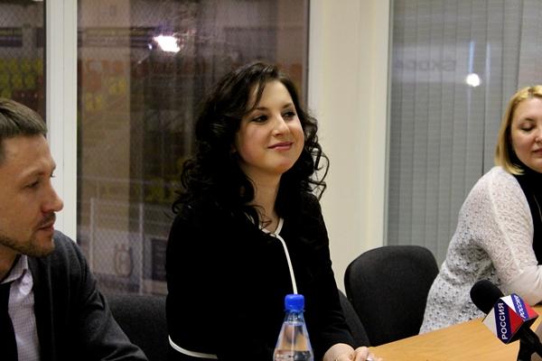 Известная спортсменка Ирина Слуцкая открыла соревнования по фигурному катанию в столице Коми