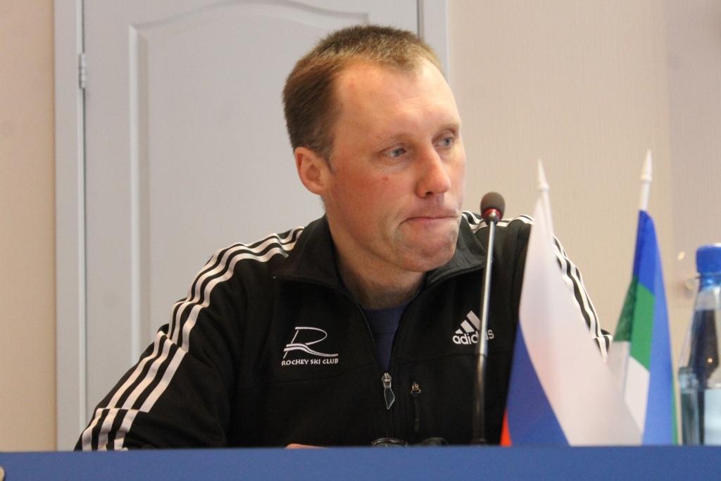 Шансы на победу есть у всех - старший тренер лыжной сборной Коми Андрей Нутрихин
