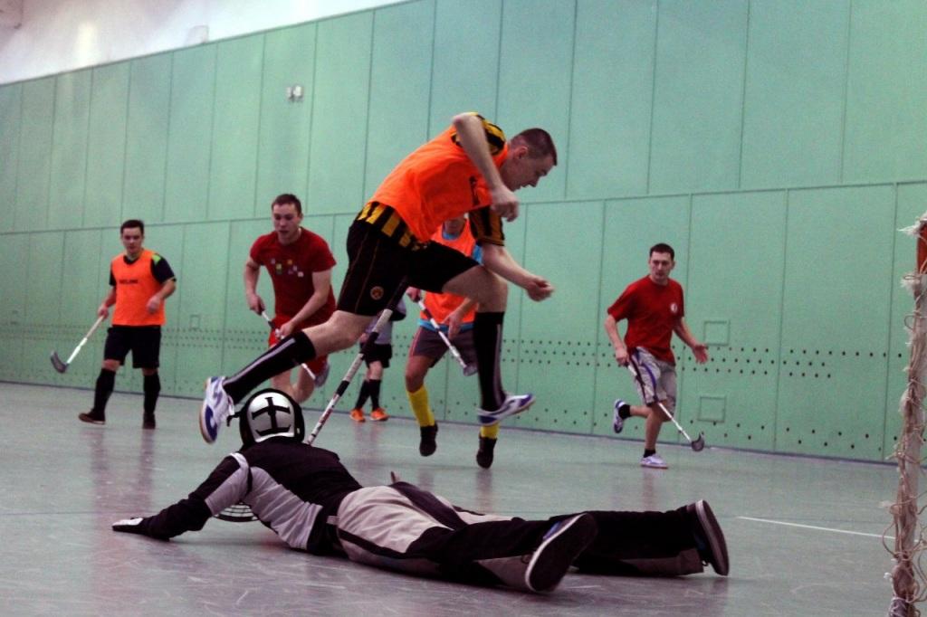В столице Коми впервые пройдет городской чемпионат по флорболу