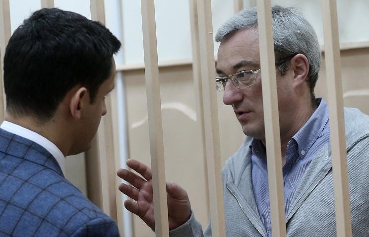 Вячеслав Гайзер до сих пор не понимает, в чем его проступок — адвокат