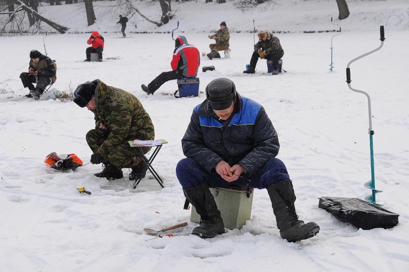 В Коми пройдут первые в этом году соревнования по спортивному рыболовству