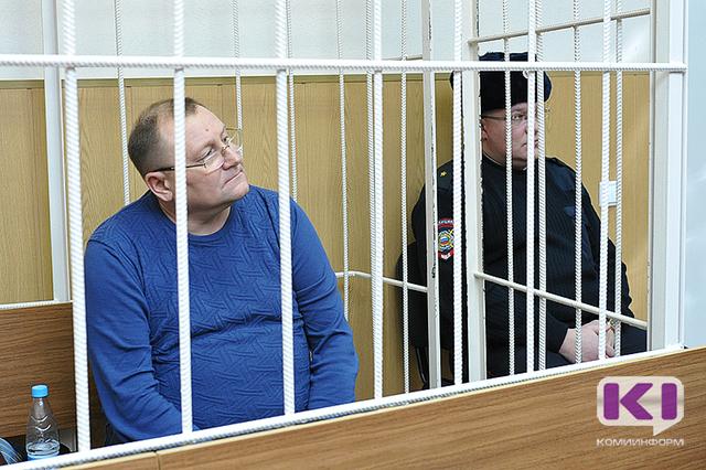 Сыктывкарский горсуд приступил к рассмотрению ходатайства об аресте Александра Протопопова
